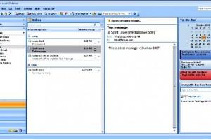 Outlook 2007 Mail Kurulumu